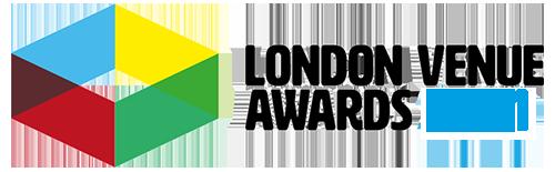 Proud Partner of London Venue Awards 2021